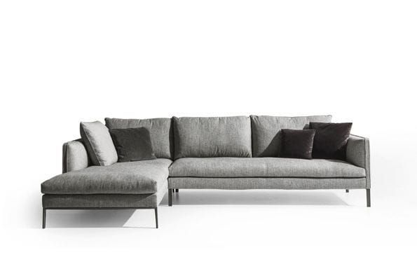 Modular Sofa Contemporary Fabric 3 Seater Paul By Vincent Van Duysen Molteni C Videos