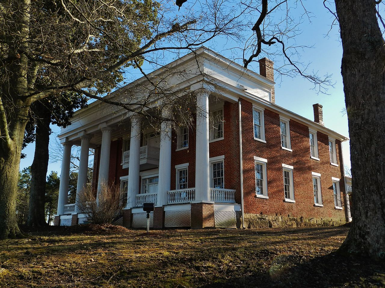 Arnold callaway plantation in wilkes county georgia for Calloway homes
