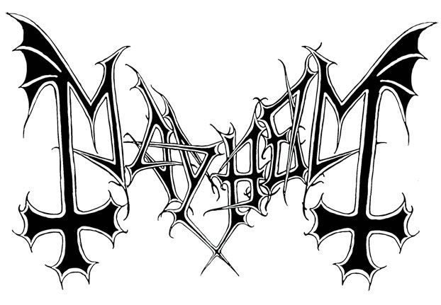 mayhem buscar con google metal rock pinterest metals black rh pinterest com Van Halen Band Logo Van Halen Band Logo