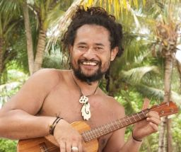 A native of Tokelau. (Tokelau, Territory of New Zealand, Oceania/Australia)