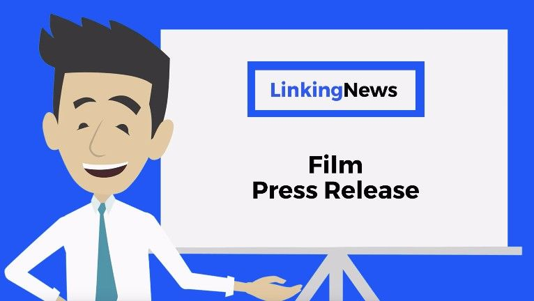 film press release format example template in 2018 sofia