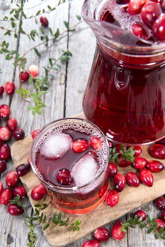kidneys drinks cranberry juice foods kidney health help
