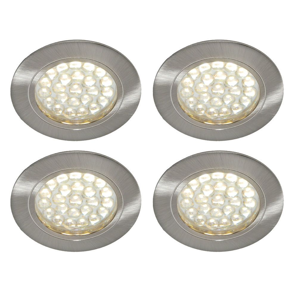 4 X 12v Led Spotlights Downlighters Campervan Caravan Motorhome Lighting Led Spotlight 12v Led Led