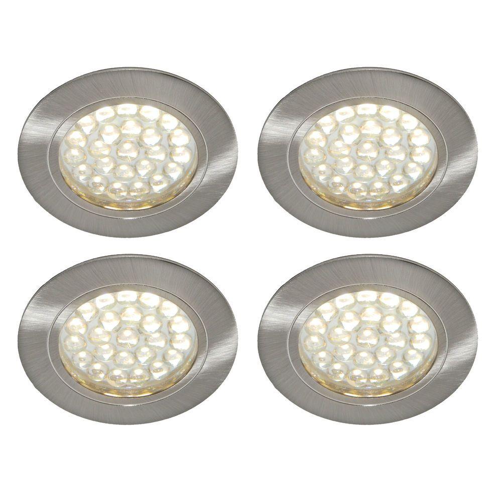 4 x 12v led spotlights downlighters cervan caravan motorhome lightingstpinterest