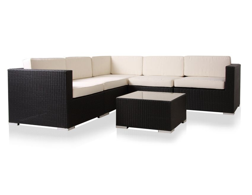 Casual L Shaped Sofa 5 Seater | Lix Decor