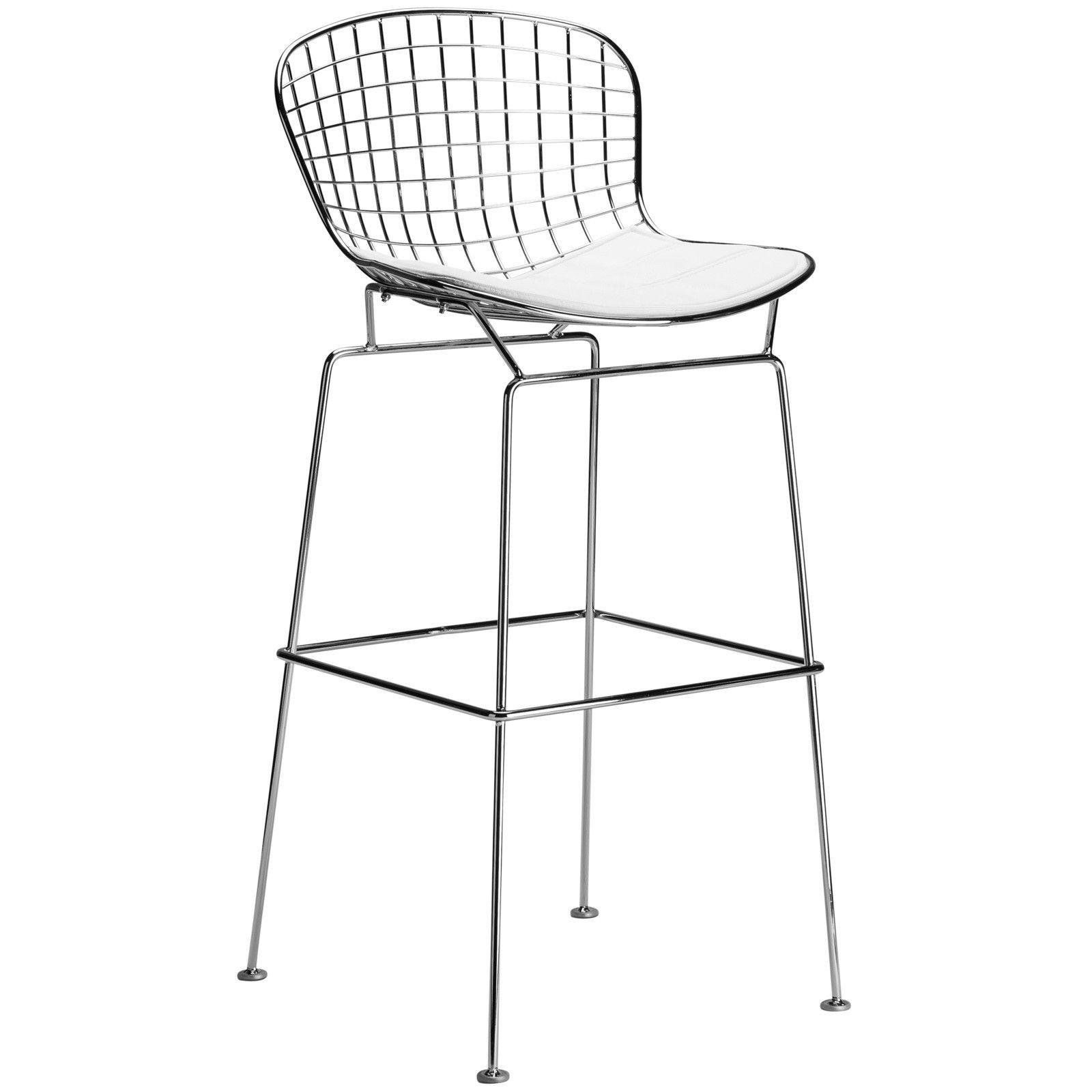 Lanna Furniture Pai Bar Stool Bar Stools Wire Bar Stools Stool