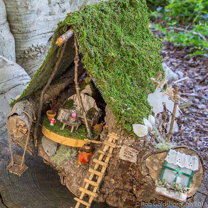 Fairy House of Highfield Hall   SALLEY MAVOR