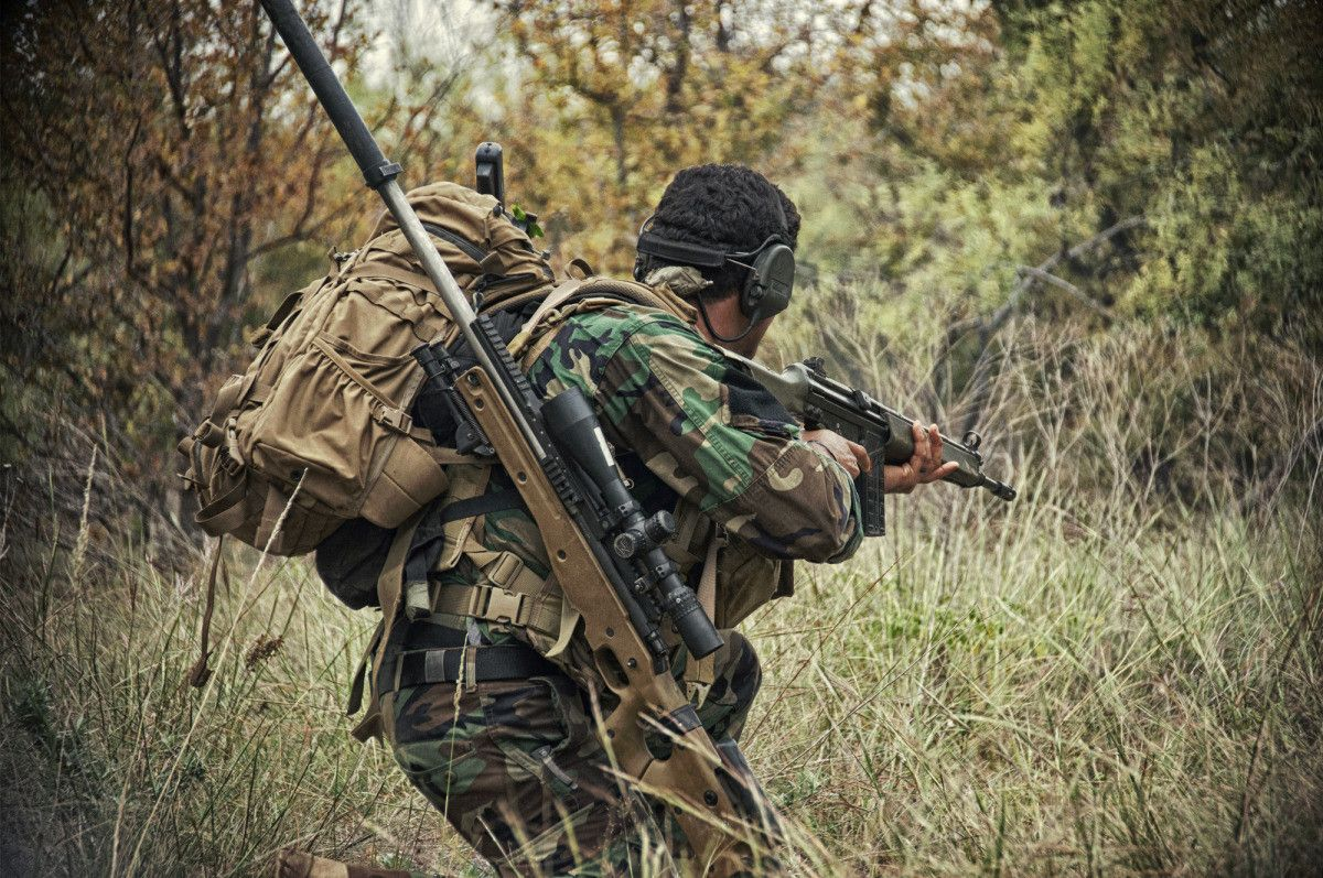 Marsoc advanced sniper training course military heroes