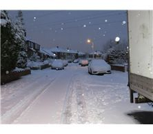 This is our favourite snow pic so far taken by Lisa Nuttall in West Hill Kimberworth. Can you do better?