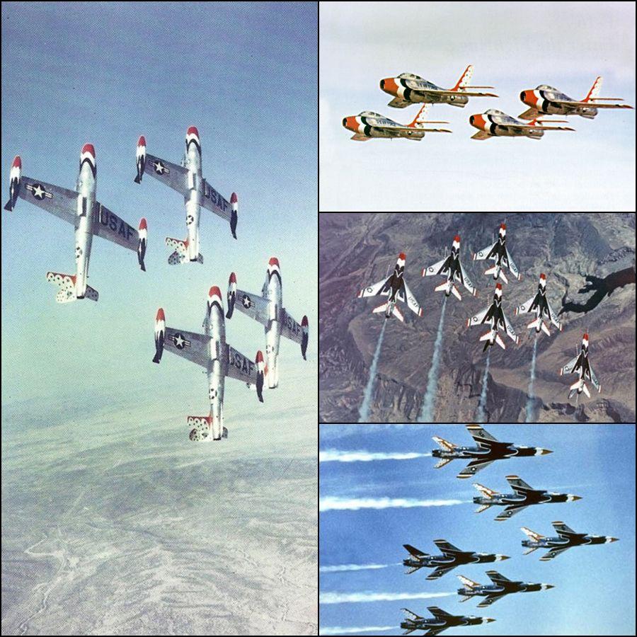 JBLM Airshow & Warrior Expo 2016 USAF Thunderbirds Air