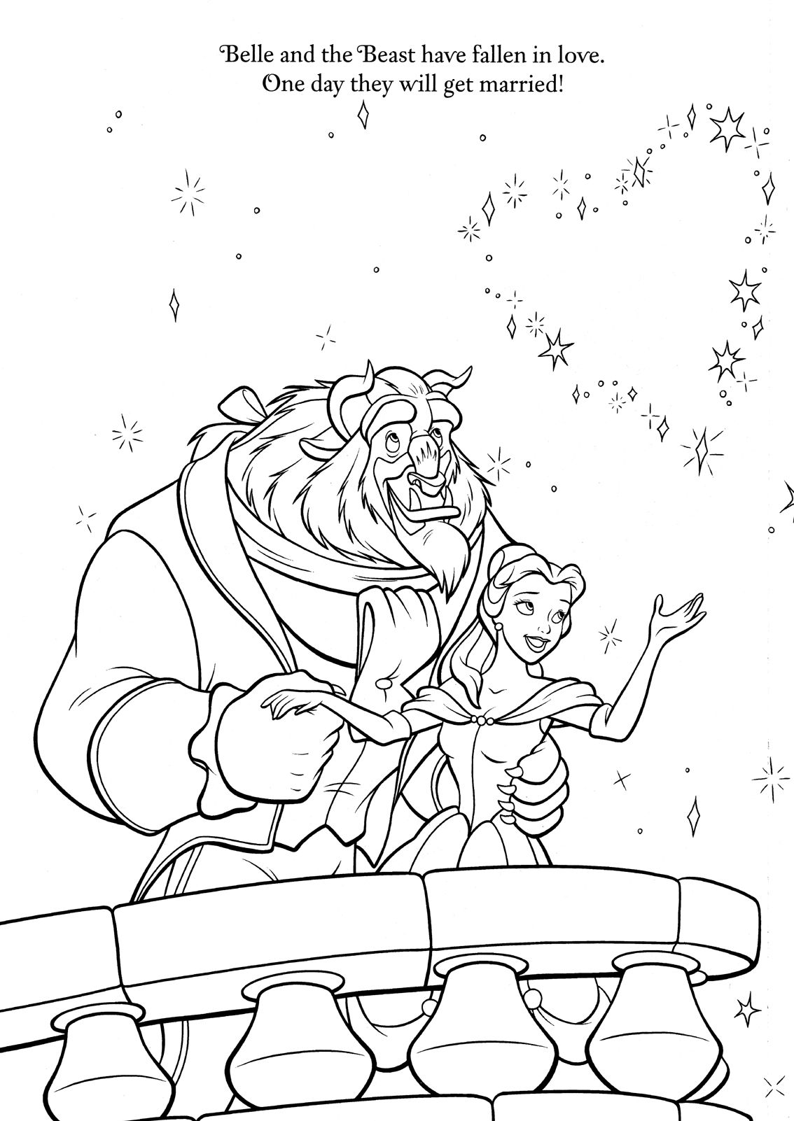 Disney Coloring Pages | Decorar princesas | Pinterest | Colorear ...