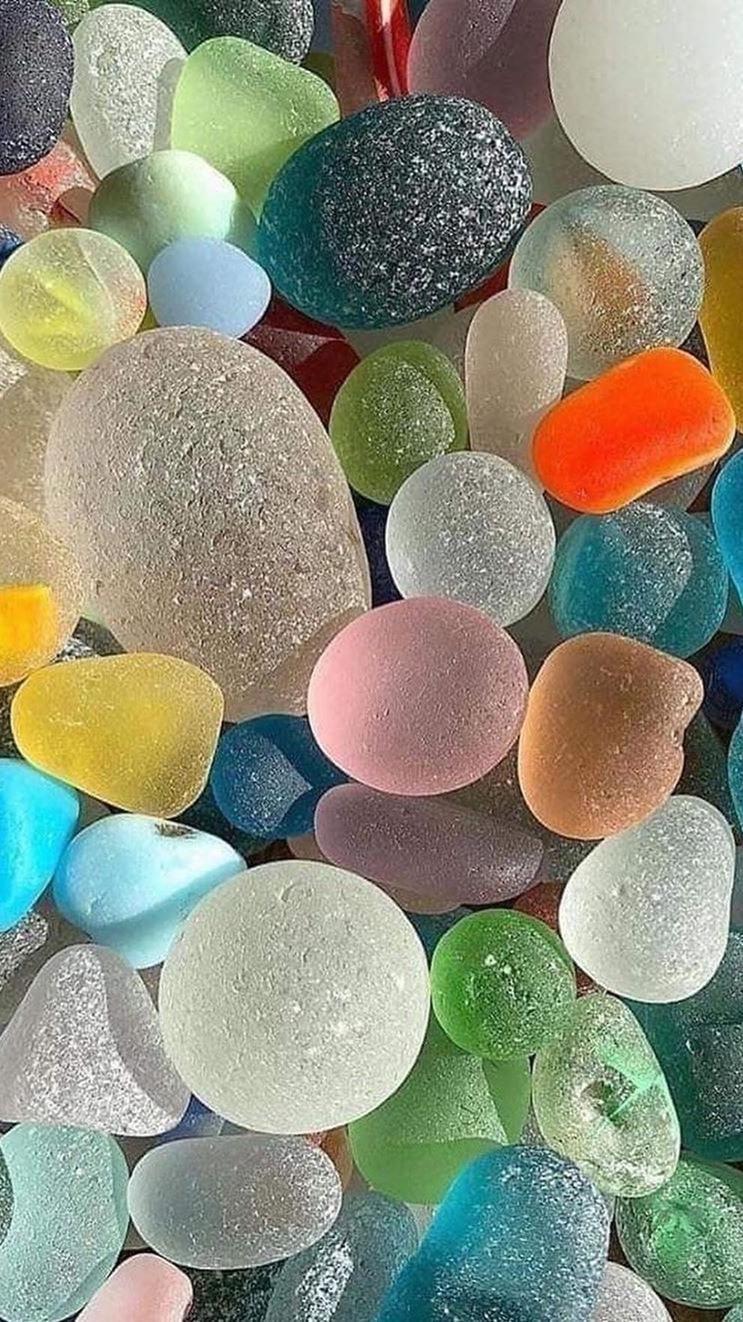 Sea Glass Beauty, Japan