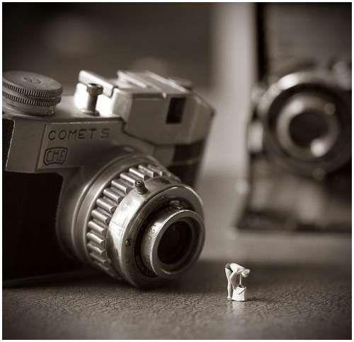 Photographer Vincent Bousserez Captures Life With Tiny Plastic People