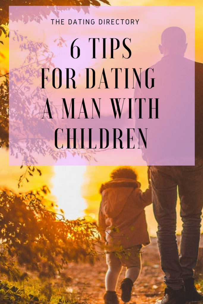 advice for dating a man with children