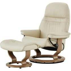 Photo of TV armchair leather