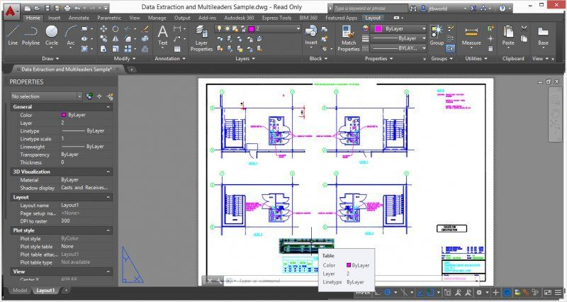 Autocad By Autodesk Inc Autocad Is A Commercial Software Application For 2d And 3d Computer Aided Autocad Civil Engineering Software How To Memorize Things