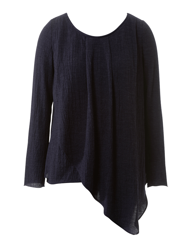 burda style, Schnittmuster, Shirt 01/2015 #128, Das Shirt wirkt ...