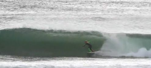 12 Year Old Kyuss King has already been surfing for a decade!  Check him out!