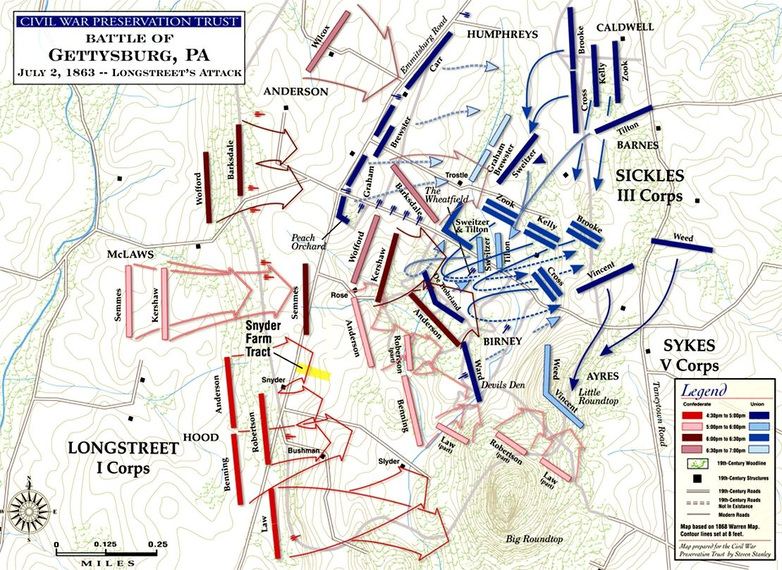Pin On Gettysburg Campaign And Battlefield