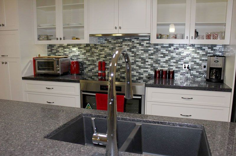 Tiled Splashback Ideas For Kitchen Part - 39: (43+) Best Kitchen Splashback Ideas That Make You Inspired (COOL!)