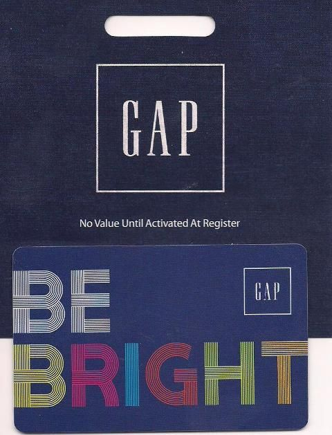 Gap Gift Card Gap Gifts Best Gift Cards Corporate Gifts