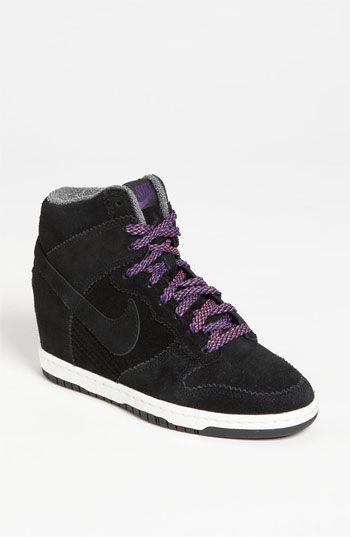 timeless design 53644 fdbf5 Nike Dunk Sky Hi Wedge Sneaker (Women)  Nordstrom