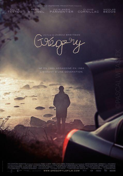 Gregory - a Pascal Witaszek poster