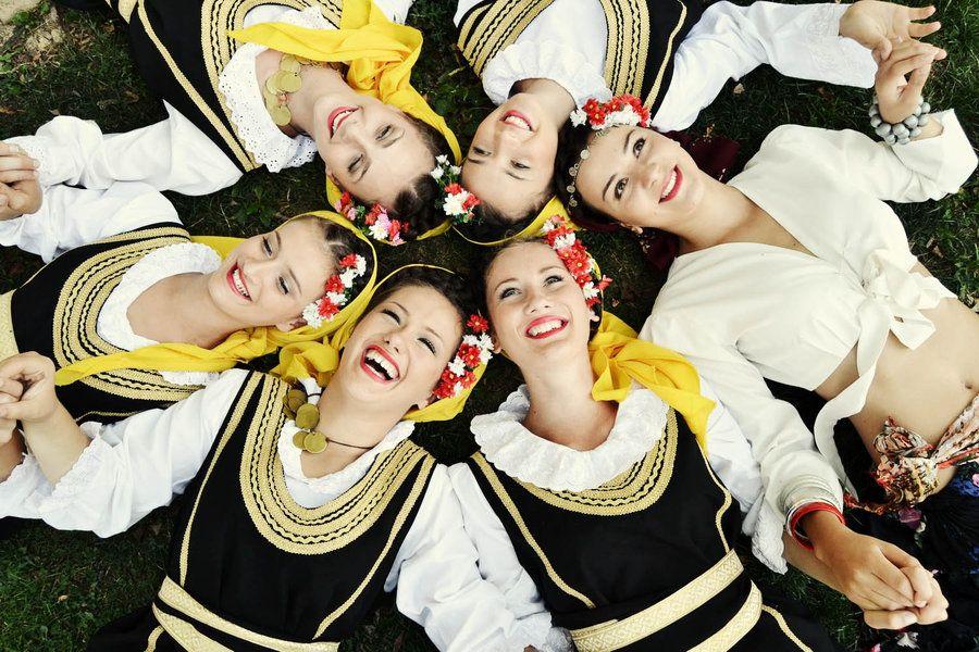 Beautiful serbians croatians girls