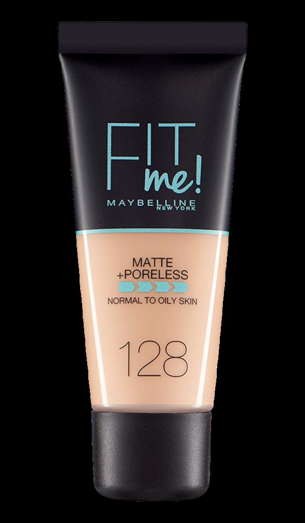 افضل 8 كريم اساس للبشرة الدهنية مجلة ميستا Maybelline Fit Me Foundation Fit Me Matte And Poreless Maybelline