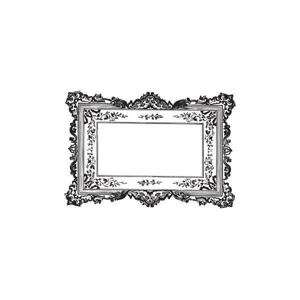 Sticker Grand cadre baroque , Stickers Baroque ❤ liked on Polyvore featuring home, home decor, frames, borders, cadre, backgrounds, picture frame, baroque home decor, baroque picture frames y baroque frames