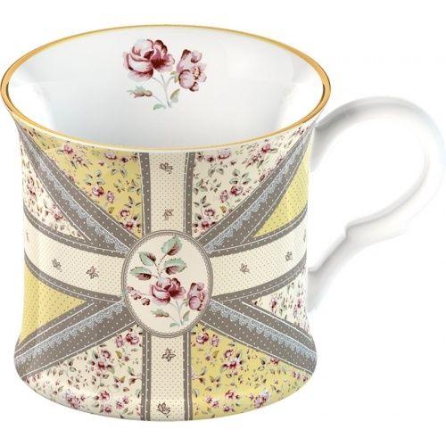 Hrníček na kávu • barevný porcelán