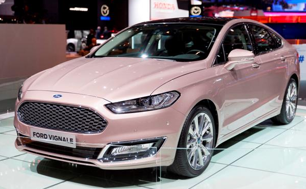 2017 Ford Mondeo Vignale What Do They Call That Colour Ford