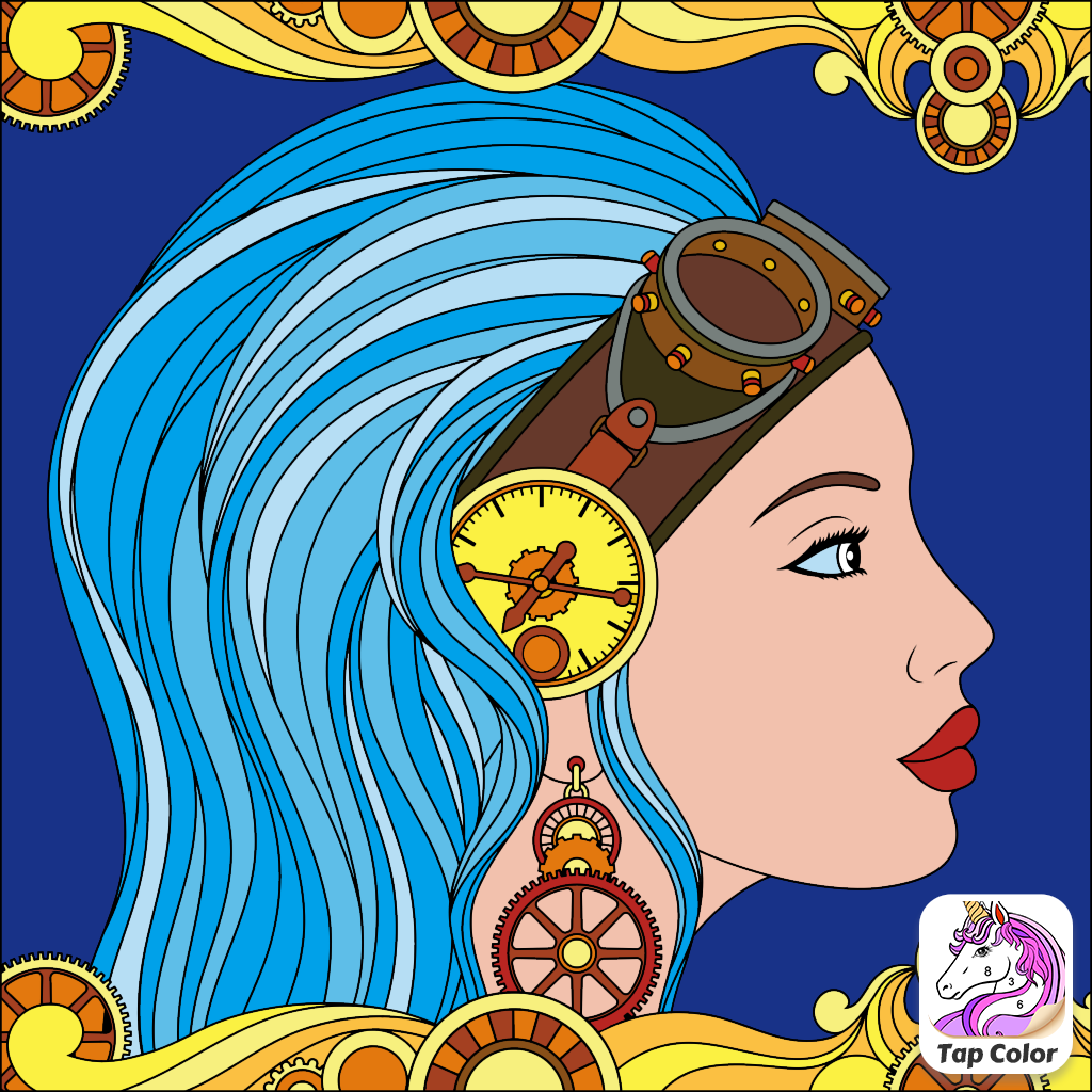 Pin By Lady Ailurophile On Coloring By Me 1 In