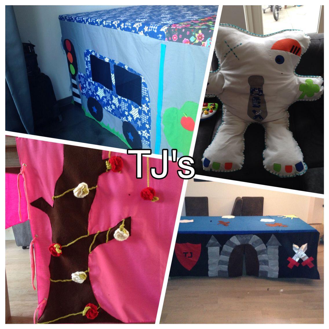 TJ's creations