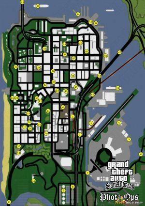 Trucos Grand Theft Auto San Andreas PC GTA SAN ANDREAS