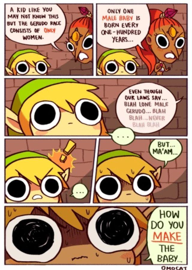 leggenda di Zelda fumetti porno grande mostro nero Cocks pics