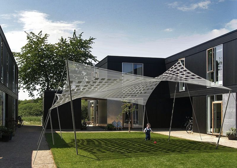 Design Site Core77 Recently Noticed A New Solar Product Called Tensile Solar From Brooklyn Based Smit Best Solar Panels Advantages Of Solar Energy Solar Shades