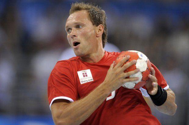 Im Team Kretzsche: Lars Christiansen!  #tagdeshandballs #teamkretzsche