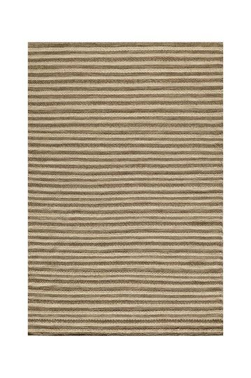 Hand Woven Wool Rug Natural By Floor Couture Out On Hautelook
