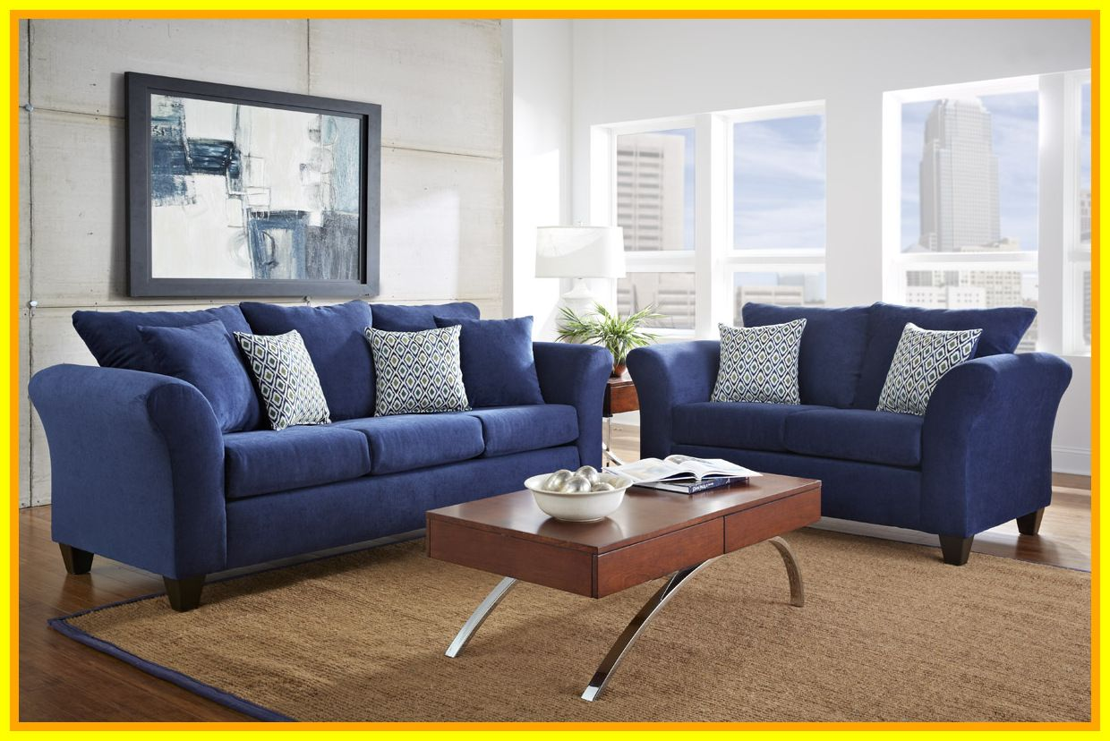 75 Reference Of Blue Couch Living Room Design Ideas In 2020 Blue Sofas Living Room Blue Sofa Living Blue Living Room