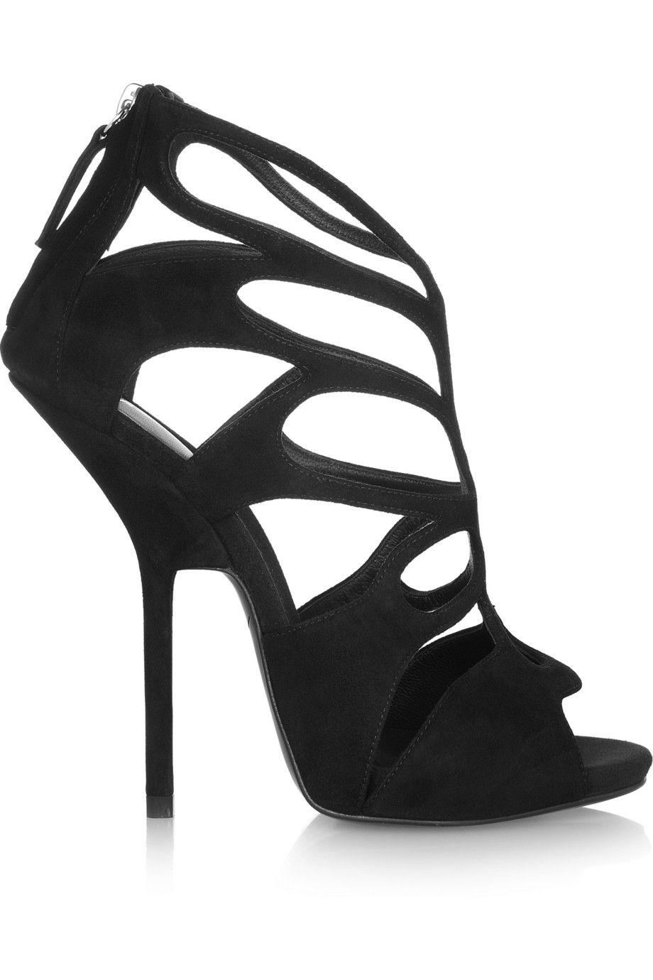 DROPKICKS STOCK ITEM: New stylish women sandals 2016 elegant open toe thin  high heels sandals black high-quality shoes woman Plus size can customized