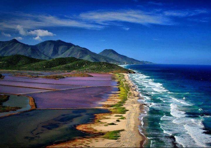 Mountainous Margarita Island - Venezuela