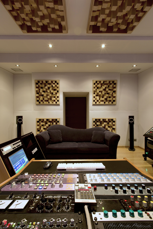 Explore Audio Studio Sound And More