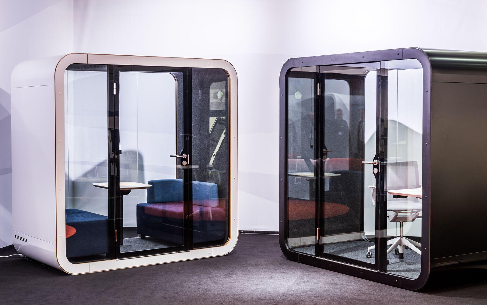 Framery q nowe produkty mobilne sale konferencyjne