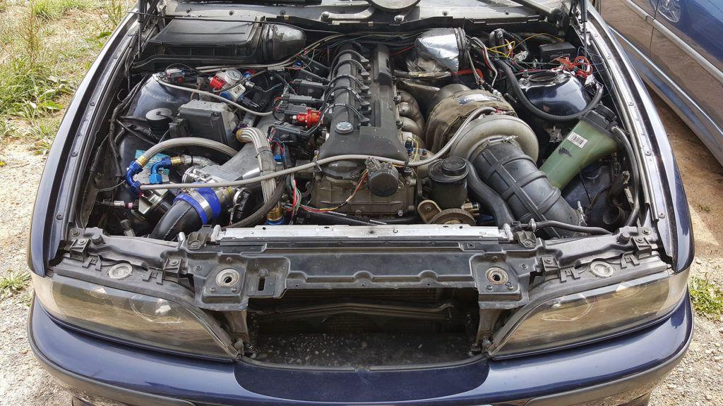 bmw e39 with a turbo 4 8 l tb48 inline six jays 5 pinterest rh pinterest com