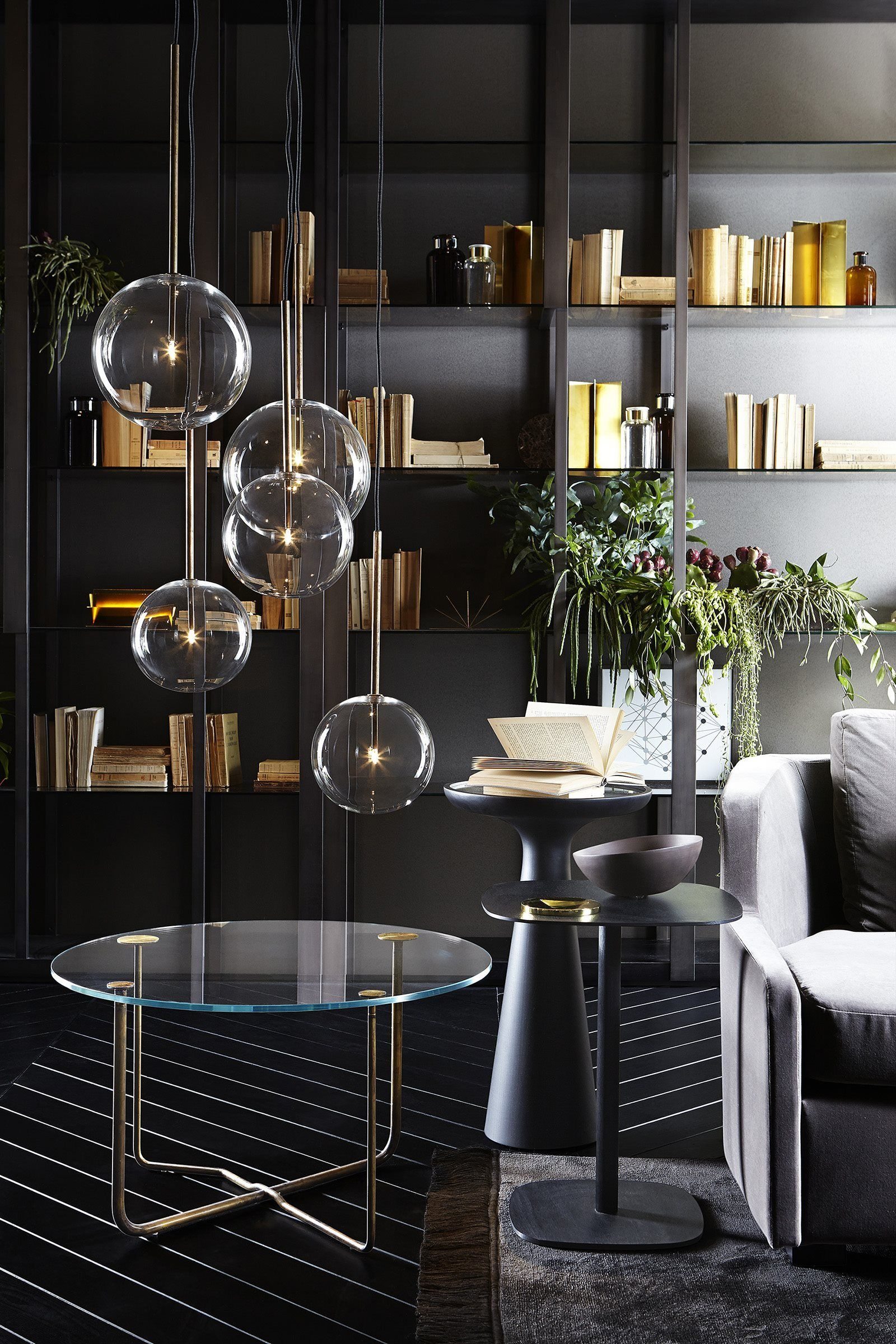 New Collection G R Bolle Lamps And Beautiful Brass Tables Luminaire Design Decoration Interieure Verre Design