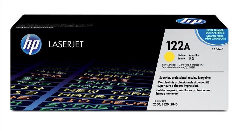 Hp Farb Laserjet 2550 Gelb Patrone (Hoher Ertrag