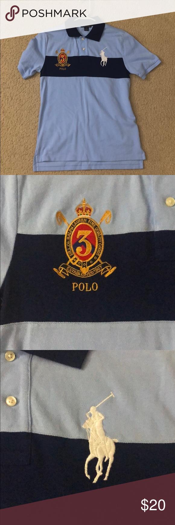 Boys polo shirt Short sleeve boys Polo Ralph Lauren collar shit  I