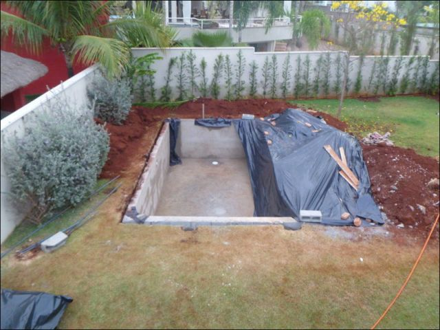Diy Swimming Pool Conversion Diy Swimming Pool Building A Pool Swimming Pools