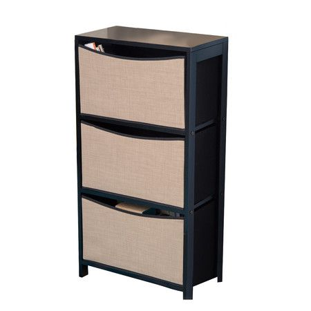 Found it at Wayfair - Serena 3 Drawer Storage Unit //.  sc 1 st  Pinterest & Found it at Wayfair - Serena 3 Drawer Storage Unit http://www ...